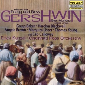 Gershwin album (Blue Monday)