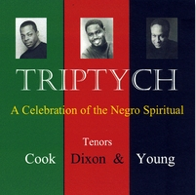 Tenors Cook Dixon & Young | Triptych | CD Baby